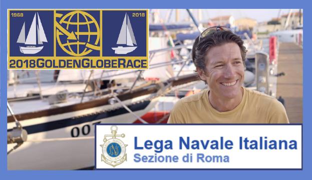 Francesco Cappelletti al Golden Globe Race